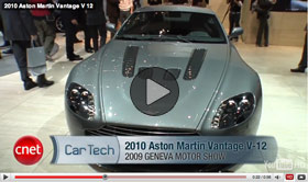 Cars :: 2010 Aston Martin Vantage V 12